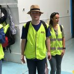 oc connections school leaver employment support students visit a warehouse